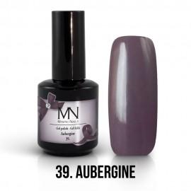Gel Polish 39 - Aubergine 12ml