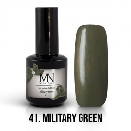 Gel Polish 41 - Military Green 12ml