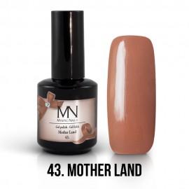 Gel Polish 43 - Mother Land 12ml