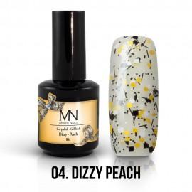 Gel Polish Dizzy 04 - Dizzy Peach 12ml