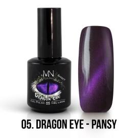 Gel Polish Dragon Eye Effect 05 - Pansy 12ml