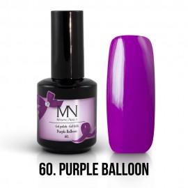Gel Polish 60 - Purple Balloon 12ml