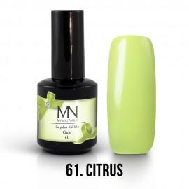 Gel Polish 61 - Citrus 12ml