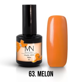 Gel Polish 63 - Melon 12ml