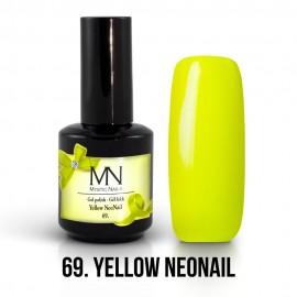 Gel Polish 69 - Yellow NeoNail 12ml