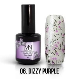 Gel Polish Dizzy 06 - Dizzy Purple 12ml