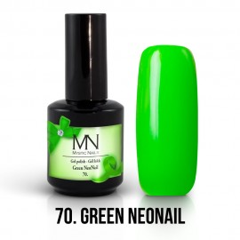Gel Polish 70 - Green NeoNail 12ml