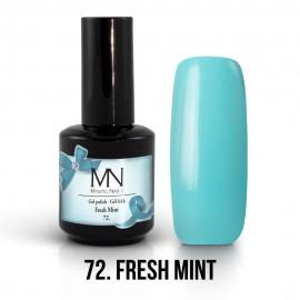 Gel Polish 72 - Fresh Mint 12ml