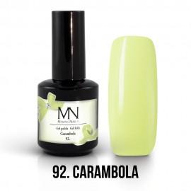 Gel Polish 92 - Carambola 12ml