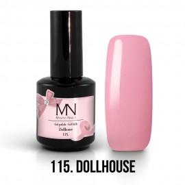 Gel Polish 115 - Dollhouse 12ml