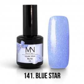 Gel Polish 141 - Blue Star 12 ml