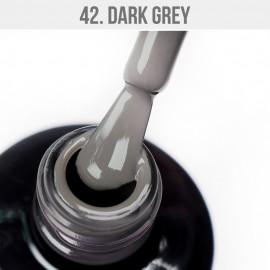 Gel Polish 42 - Dark Grey 12ml