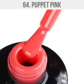 Gel Polish 64 - Puppet Pink 12ml