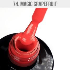 Gel Polish 74 - Magic Grapefruit 12ml