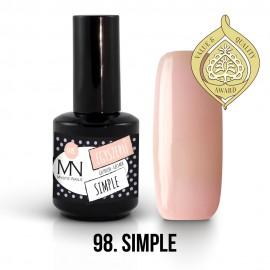 Gel Polish 98 - Simple 12ml