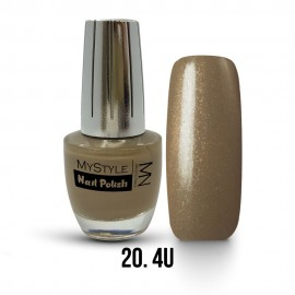 MyStyle Nail Polish - 020. - 4 U - 15ml