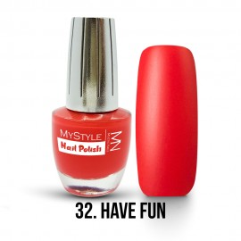 MyStyle Nail Polish - 032. - Have Fun - 15ml