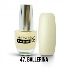 MyStyle Nail Polish - 047. - Ballerina - 15ml