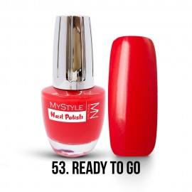 MyStyle Nail Polish - 053. - Ready To Go - 15ml
