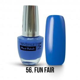 MyStyle Nail Polish - 056. - Fun Fair - 15ml
