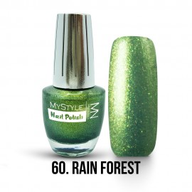 MyStyle Nail Polish - 060. - Rainforest - 15ml