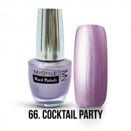 MyStyle Nail Polish - 066. - Cocktail Party - 15ml