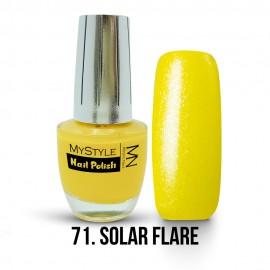 MyStyle Nail Polish - 071. - Solar Flare - 15ml