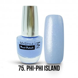 MyStyle Nail Polish - 075. - Phi - Phi Island - 15ml