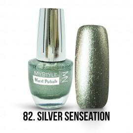 MyStyle Nail Polish - 082. - Silver Sensation - 15ml