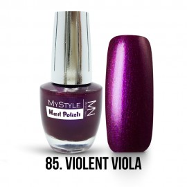 MyStyle Nail Polish - 085. - Violent Viola - 15ml
