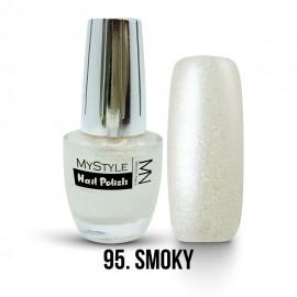 MyStyle Nail Polish - 095. - Smoky - 15ml
