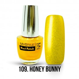 MyStyle Nail Polish - 109. - Honey Bunny - 15ml