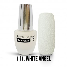 MyStyle Nail Polish - 111. - White Angel - 15ml