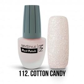 MyStyle Nail Polish - 112. - Cotton Candy - 15ml