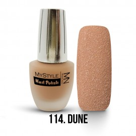 MyStyle Nail Polish - 114. - Dune - 15ml