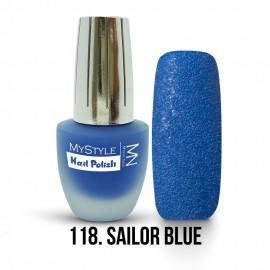 MyStyle Nail Polish - 118. - Sailor Blue - 15ml