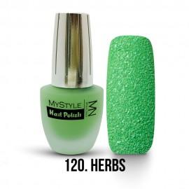 MyStyle Nail Polish - 120. - Herbs - 15ml