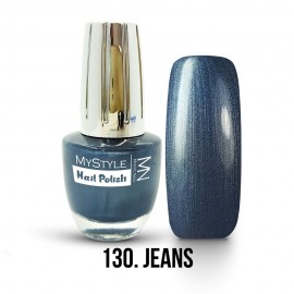 MyStyle Nail Polish - 130. - Jeans - 15ml