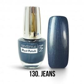 MyStyle Nail Polish - 130. - Jeans - 15ml