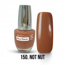 MyStyle Nail Polish - 150. - Not Nut - 15ml