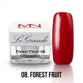 LeGrande Color Gel - no.08. - Forest Fruit - 4g