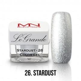 LeGrande Color Gel - no.26. - Stardust - 4g