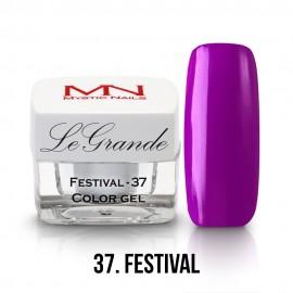 LeGrande Color Gel - no.37. - Festival - 4g