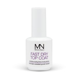 Fast Dry Top Coat - 10ml