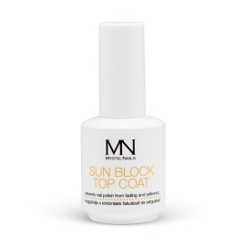 Sun Block Top Coat - 10ml