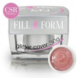 Fill&Form Gel - Glitter Cover - 30g