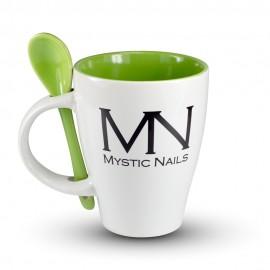 MN mug - green