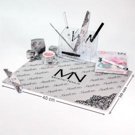 Mystic Nails Silicone sheet - grey