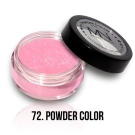Coloured Acrylic - 72 - 8ml