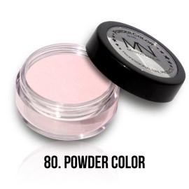 Coloured Acrylic - 80 - 8ml